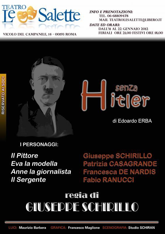 SENZA HITLER