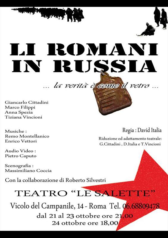 LI ROMANI IN RUSSIA