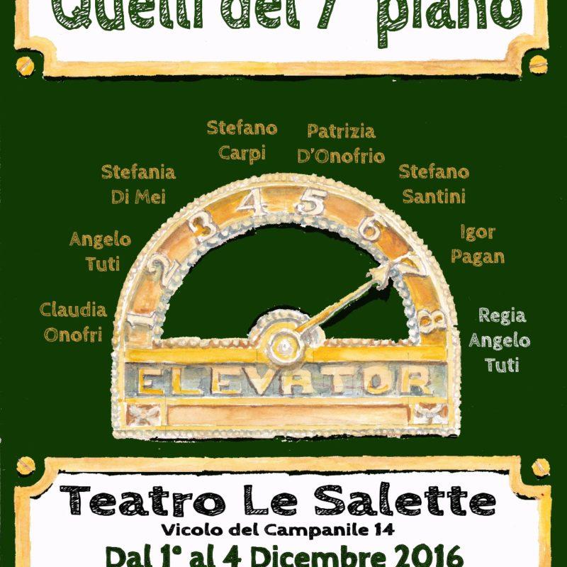 QUELLI DEL SETTIMO PIANO