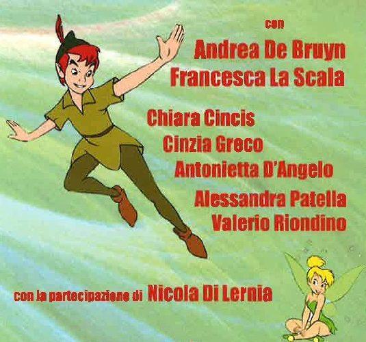 Io e Peter Pan