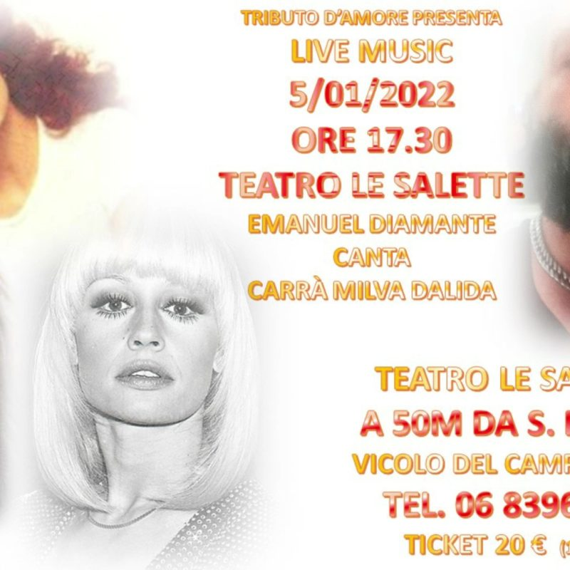 TRIBUTO D'AMORE