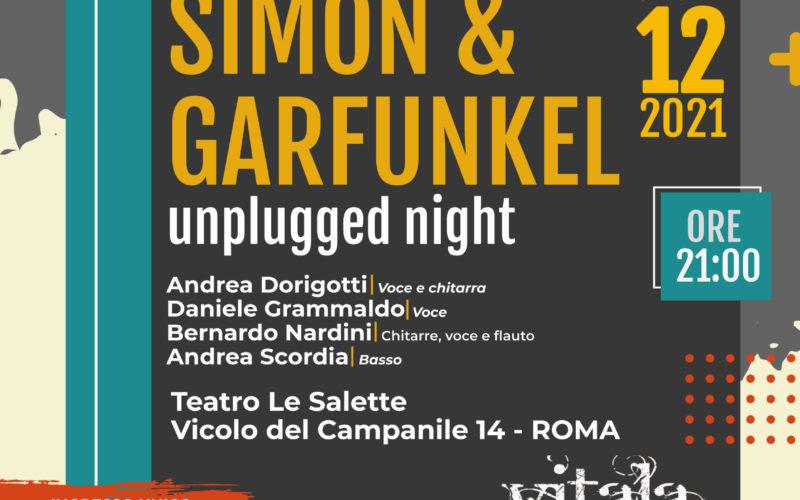 SIMON & GARFUNKEL unplugged night